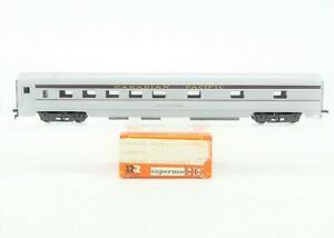 "HO Scale Rivarossi 6672/0 CP Railway Roomette Passenger Car ""Stuart Manor''"