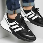 🚨 Adidas ZX 1K Boost Men's Athletic Shoe Black Running Sneaker Casual Trainers