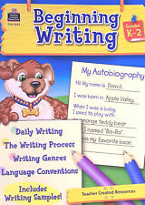 Beginning Writing K-2 Writing Process,Autobiography,Journal Writing,Narrative ++
