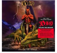 Dio - Killing the Dragon Deluxe Edition 2 CD incl. 6 Live Tracks NEU OVP