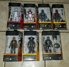 Star Wars the Black Series Djarin armorer bane clone incinerator loyalist super