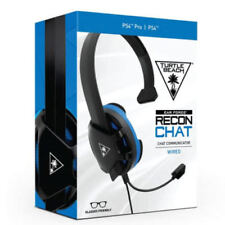 Turtle Beach Recon Gaming Chat Headset with Mic Sony PS4 & PS4 Pro NEW & SEALED