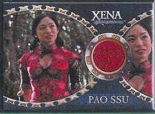 Xena Dangerous Liaisons Costume Carta C1 Pao Ssu Marie Matiko