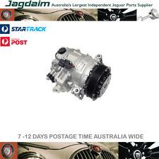 New Jaguar Air Conditioner Compressor X350 C2C39500