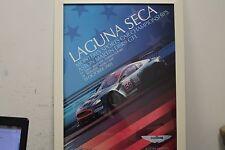 Aston Martin DBR9 GT1 Laguna Seca 2005 Monterey Sports car Championships
