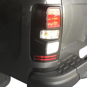 Tail Light Cover suits HOLDEN COLORADO 2017+