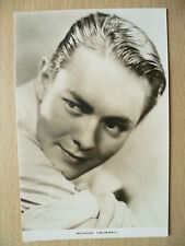 Cinema Star Postcard- RICHARD CROMWELL (Film Weekly Series, London)