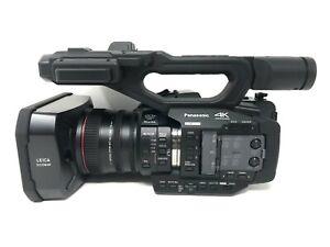 Panasonic AG-UX180 4K Premium Professional Camcorder - UK NEXT DAY DELIVERY