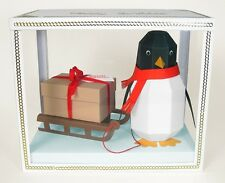 "A4 Card Making Templates -""Pogo"" 3D Penguin."
