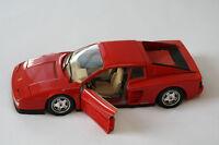 Ferrari Testarossa (1984) bBurago -1:18 Rot