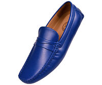 Men's Slippers, Mens Moccasins, Mens Loafers, Driving Shoes for Men, Casual Shoe
