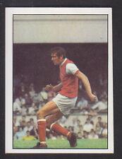 Panini Mejores Vendedores-fútbol 72 - # 8 Peter Simpson-Arsenal