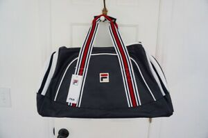FILA STRIKER DUFFLE BAG (NWT) SPORTS GYM TRAVEL LUGGAGE