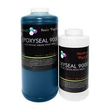 EPOXYSEAL 9000 - ELECTRICAL POTTING COMPOUND BLACK EPOXY RESIN - 48oz KIT