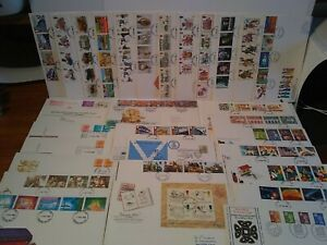 First Day Covers GB 1980's Job Lot of 30. (21)