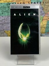 SHIPS SAME DAY Alien UMD VIDEO for Sony PSP 2005 Complete and Tested Widescreen