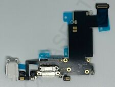 New Apple iPhone 6s Plus Charging Port Dock Connector Flex Cable White OEM