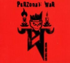 Perzonal War - When Times Turn Red CD NEU OVP