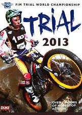 FIM Trial: World Championship - Trial 2013 (DVD, 2014)