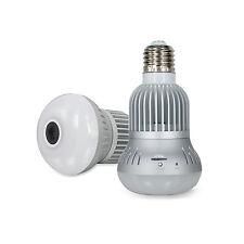 EC9B-I6 Light Bulb Wifi 360 Degree Hidden Camera Fisheye 1.3MP 960P HD