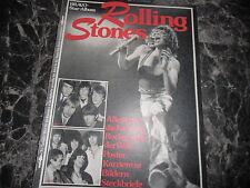 ROLLING STONES  BRAVO  STAR ALBUM  4 SEITEN ohne poster  12/14