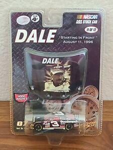 Dale Earnhardt The Movie 1996 Starting in the Front 1/64 Winner's Circle NASCAR