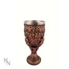 Nemesis Now Vermillion Grip of Death Goblet 17cm Boxed U3018H7