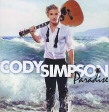 Paradise di Cody Simpson (2012), nuovo OVP, CD