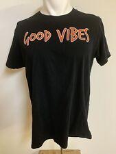 2013 The Good Vibes Concert Tour T Shirt Rebelution Matisyahu Regae Music T L M