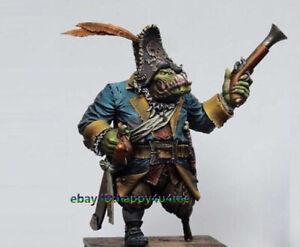 75mm Fantasy Warrior Figure Model Unpainted Garage Kits Statue Resin Unassembled