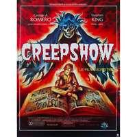 CREEPSHOW Affiche de film 40x60 cm -  1982 - Stephen King, George A. Romero