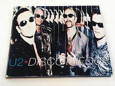 U2 DISCOTEQUE 3 TRACKS CD SINGLE 3 TRACKS DIGIPACK