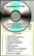 ADVNCE PROMO CD TOM WAITS Sarah McLachlan BILLY BRAGG Cake BARENAKED LADIES 2002