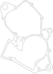Honda CR125R 11191-KZ4-L30 Center Case gasket