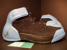 2005 Nike Air Jordan CARMELO MELO I 1.5 II 2 BLACK UNIVERSITY BLUE SILVER DS 10