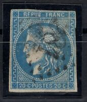 PP135520/ FRANCE – BORDEAUX ISSUE – MAURY # 45-II USED – CV 195 $