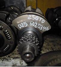 60203116 ALBERO MOTORE MERCEDES-BENZ  2.5 CC 20v D25 ANNO 1995