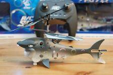 Helicópteros de radiocontrol color principal gris