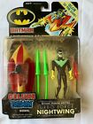 Mission Masters 4 Deluxe Turbo Force Nightwing - New, MOC