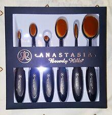 Anastasia Beverly Hills 6 pcs Oval Makeup Foundation Brush Set