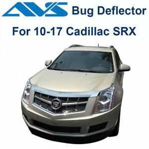 AVS Aeroskin Chrome Hood / Bug Protector For 2010-2017 Cadillac SRX - 622042