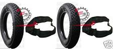 A533) Set Reifen Gummi 3.00 10 D795 + Fahrradschlauch für Wespe Et 3 SP Pk XL