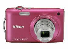 Nikon Digital Camera Coolpix (Coolpix) S3300 Strawberry Pink S3300Pk