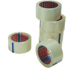 tesa 64014 Klebeband Paketklebeband Packband 66m X 50mm 12 Rollen transparent