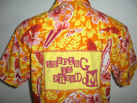 vintage Identic Hawaii Hemd hawaiihemd surf surfer shirt 90s surf Gr. S