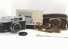【EXC+++++】Olympus ACE range finder camera body and E.zuiko 4.5cm f2.8 w/Box
