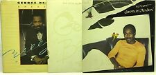 George Benson LP Vinyl Record Lot: In Flight + Breezin' + The Collection