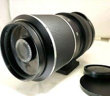 LENTAR 500MM F8 MIRROR LENS for SONY E mount cameras α6000 α6100 α6300 α5300