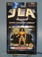 DC JLA WONDER WOMAN ACTION FIGURE! NM!