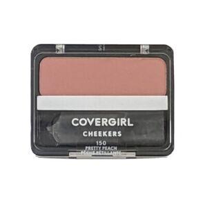 CoverGirl Cheekers Blush 150 Pretty Peach - Compact